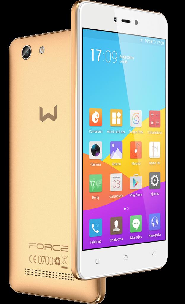 Weimei Force un móvil libre barato