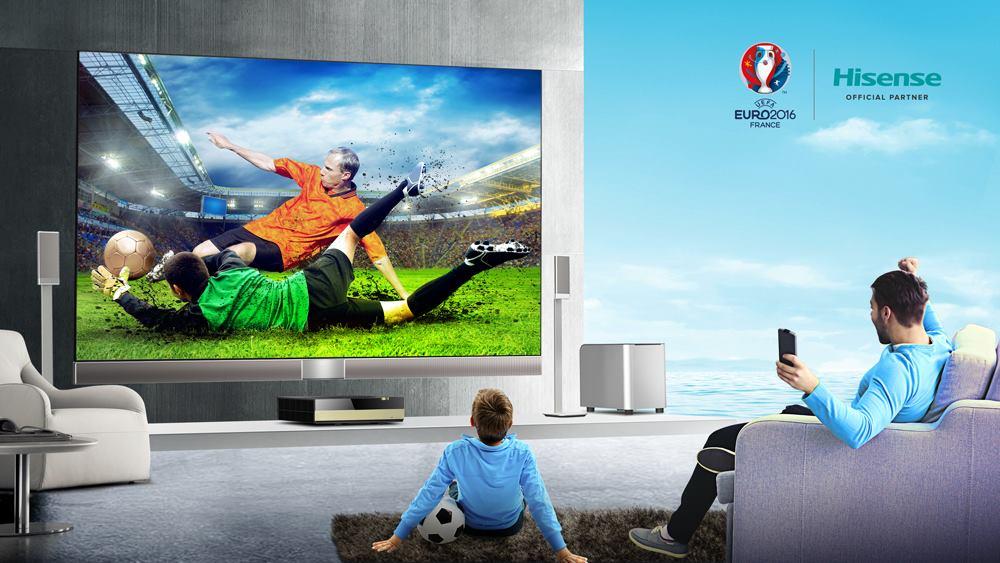 Hisense televisores baratos y de altas prestaciones