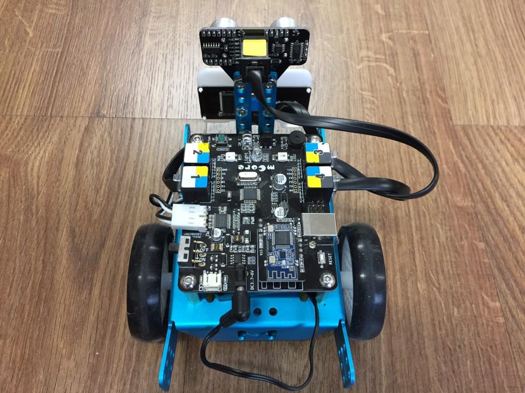 Makeblock un robot educativo para programación