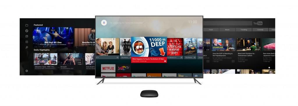 Reproductor AndroidTV Xiaomi Mi Box