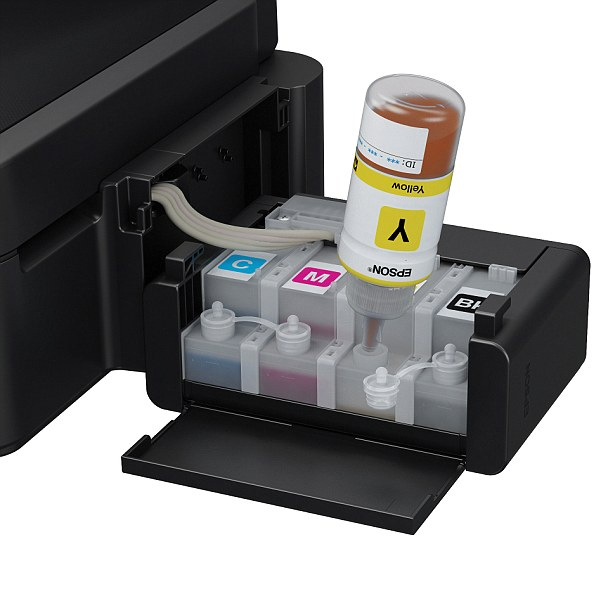Impresoras EcoTank Epson con cartuchos recargables
