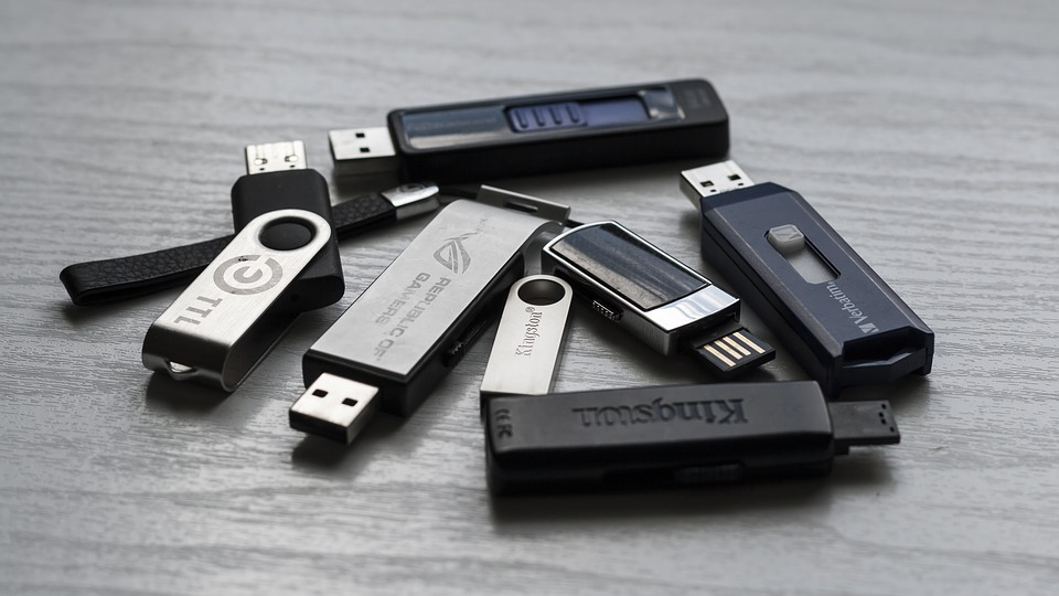 Pendrive Linux