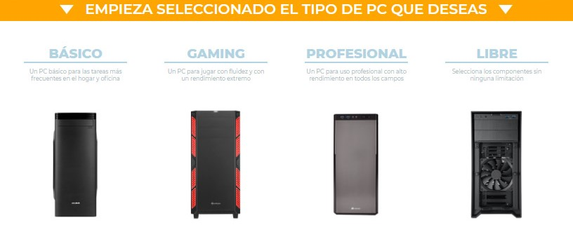 configurar ordenador gaming