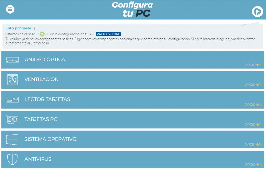 configurador pc online