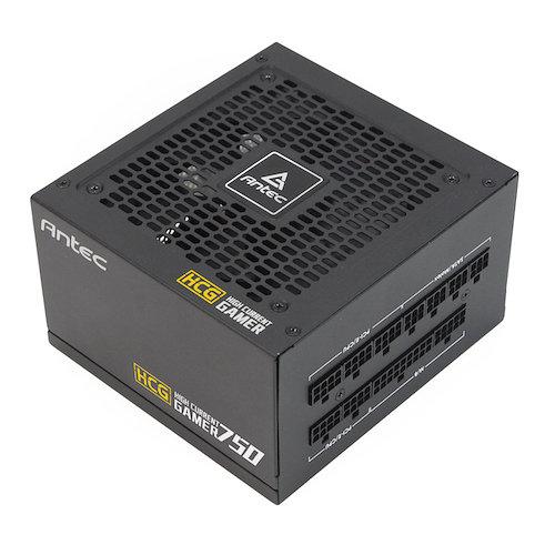 Fuente Alimentación Modular Antec HCG750 750W 80 Gold Plus