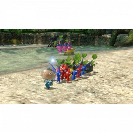 Nintendo Switch Pikmin 3 Deluxe