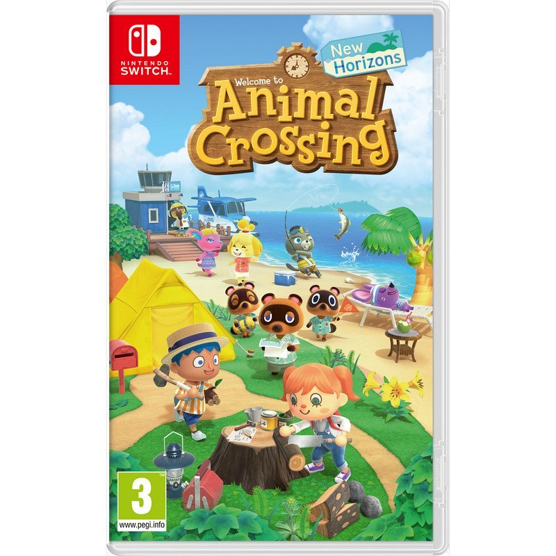 Nintendo Switch Animal Crossing: New Horizon