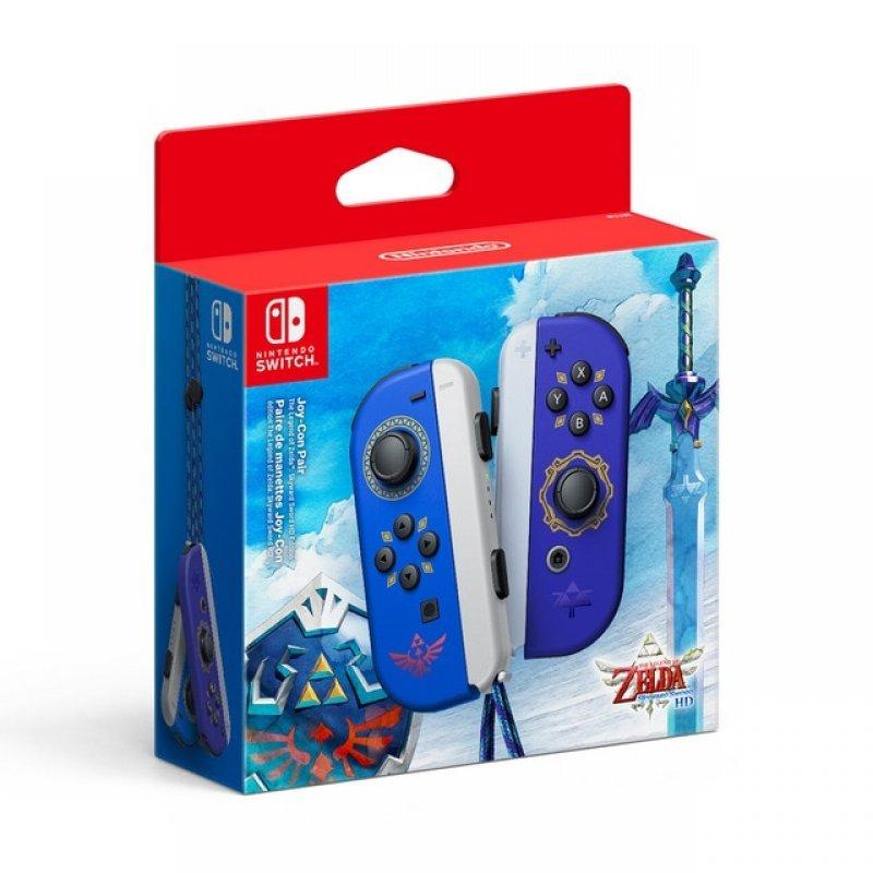 Nintendo Switch Joy-Con Zelda SkyWard Sword