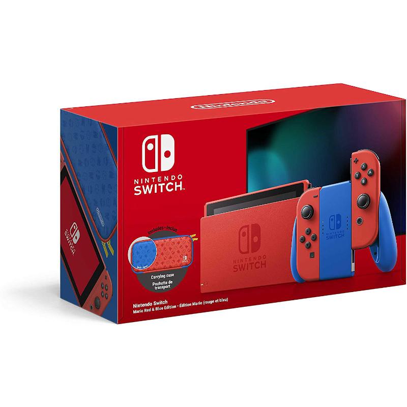 Nintendo Switch Edición Especial Mario