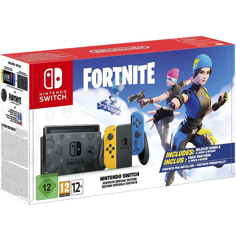 Nintendo Switch Edición Fortnite (Edición Especial)