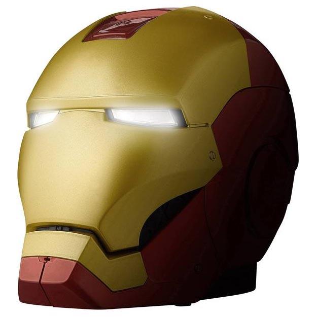 Altavoz Bluetooth Ekids Marvel Iron Man