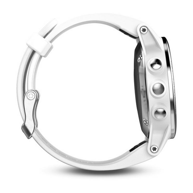 Smartwatch Garmin Fénix 5S Blanco con Correa Blanca - Modelo de Exposición