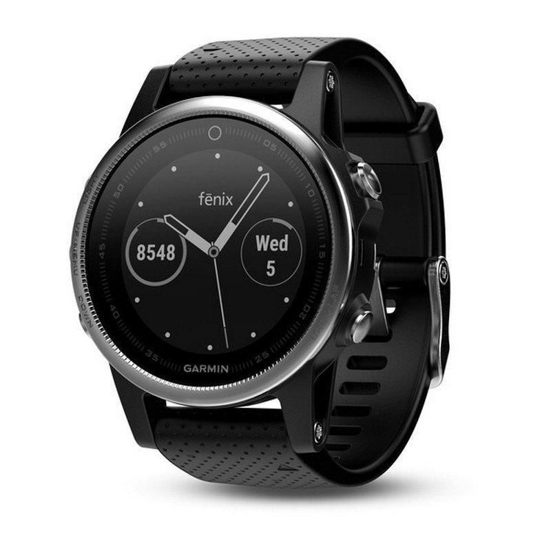 Smartwatch Garmin Fénix 5S Negro