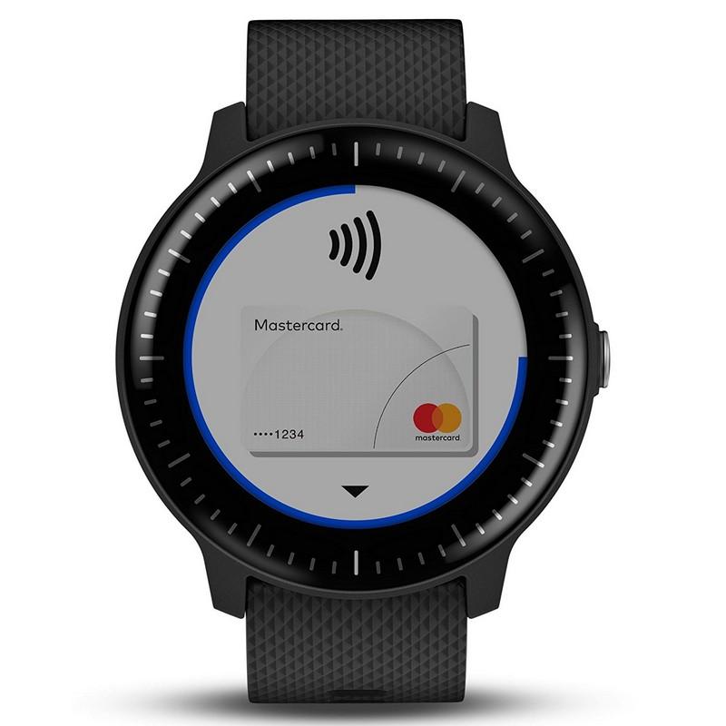 Smartwatch Garmin Vivoactive 3 Music Negro / Plata
