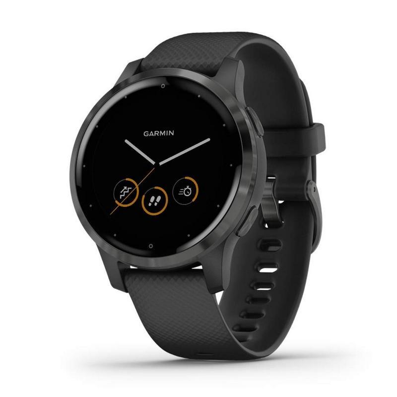 Smartwatch Garmin Vivoactive 4S Negro / Gris