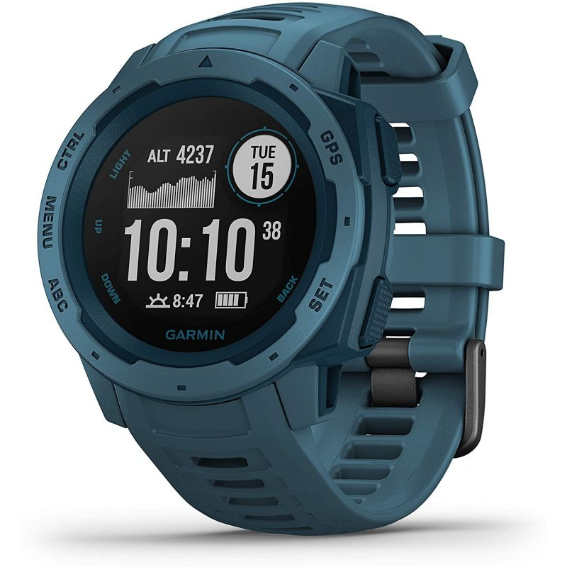SmartWatch Reloj Deportivo Garmin Instinct Azul