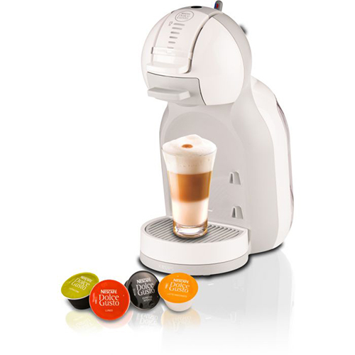 Cafetera Nescafé Dolce Gusto Krups Mini Me Blanco