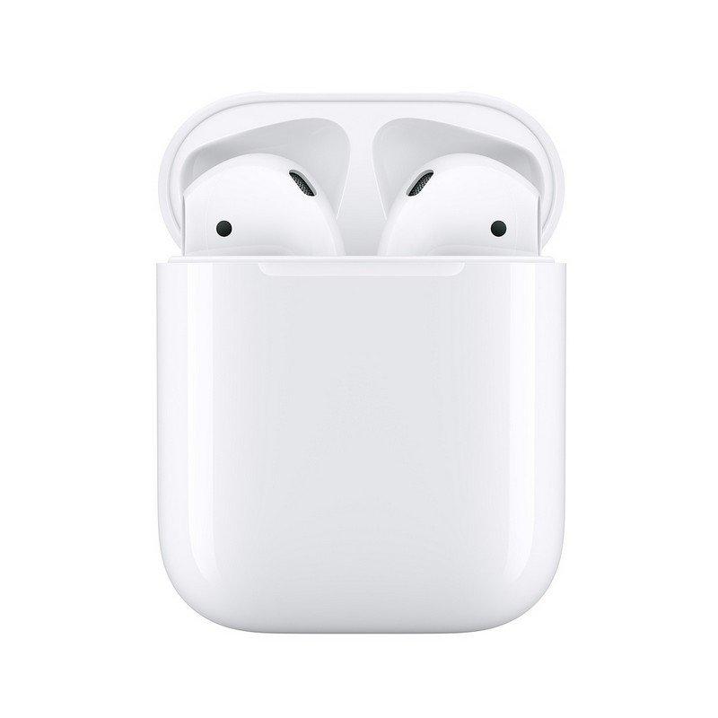 Apple Airpods V2 Inalámbricos con Estuche De Carga
