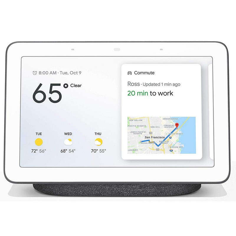 Asistente Digital Google Nest Hub