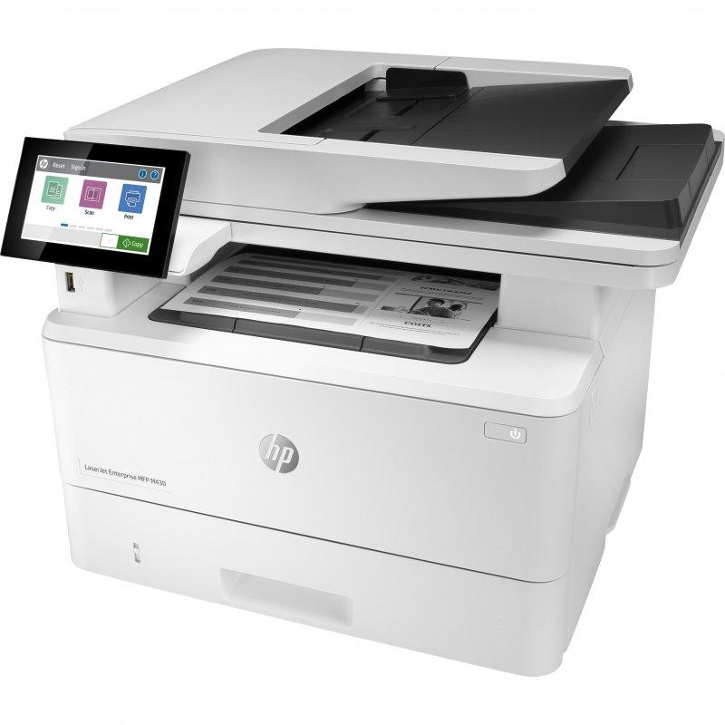 Impresora Multifunción Láser Monocromo HP LaserJet Enterprise MFP M430f