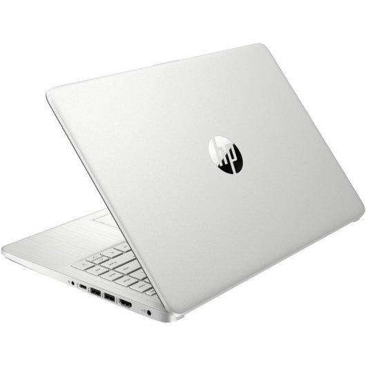 Portátil HP 14S-DQ1018NS PLATA I7-1065G7/8GB/SSD 256GB/14