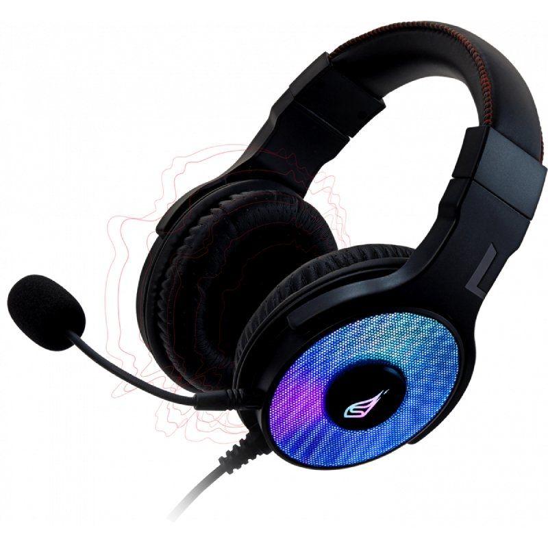 Auriculares con Micrófono Gaming SureFire Harrier 360 / USB