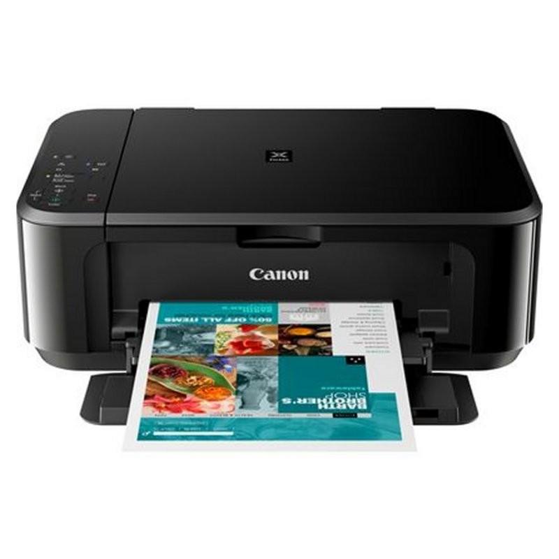 Impresora Multifunción Canon Pixma MG3650S Negro Wi-Fi