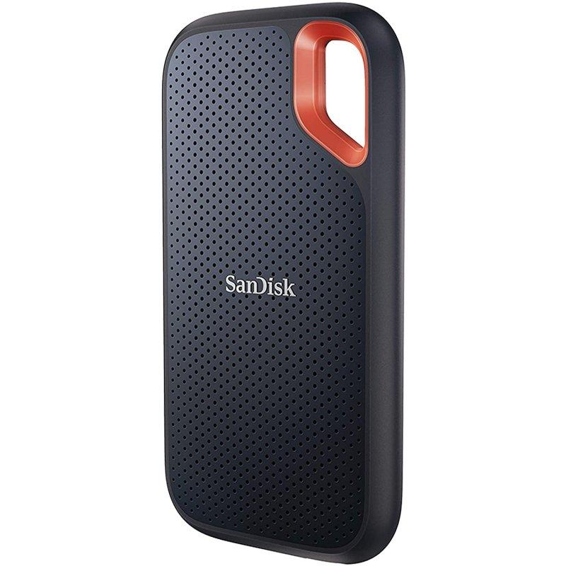 Disco duro externo Sandisk Extreme portable SSD V2 2TB USB-C