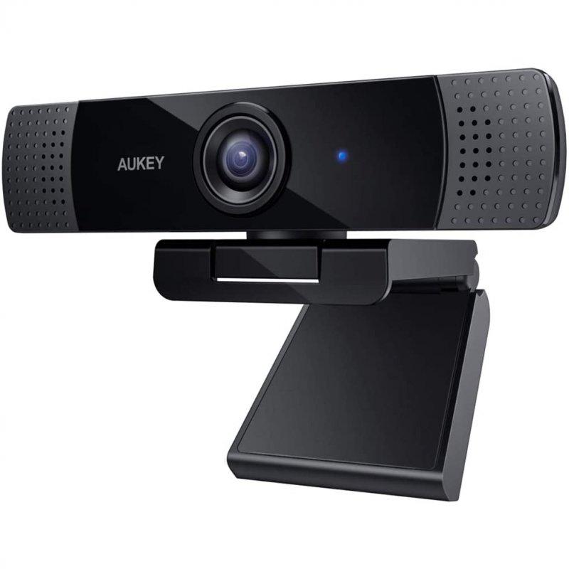 Webcam Con micrófono estéreo Aukey Stream Series 1080p