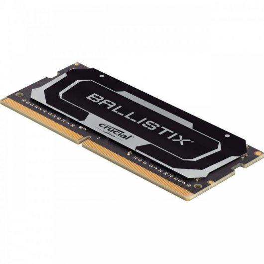 Memorias RAM Crucial Ballistix SO-DIMM 2666 DDR4 32GB (2x16GB) CL16