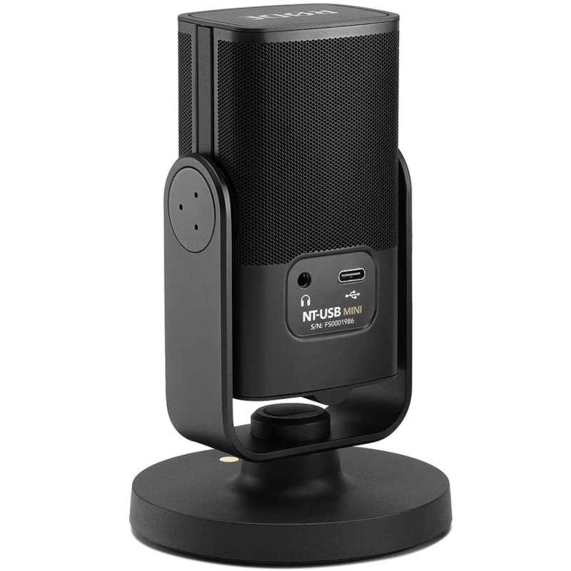 Micrófono Rode NT-USB Mini Negro