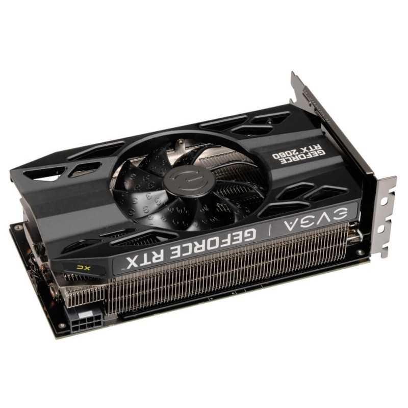 Tarjeta Gráfica EVGA GeForce RTX 2060 XC GAMING 6GB GDDR6
