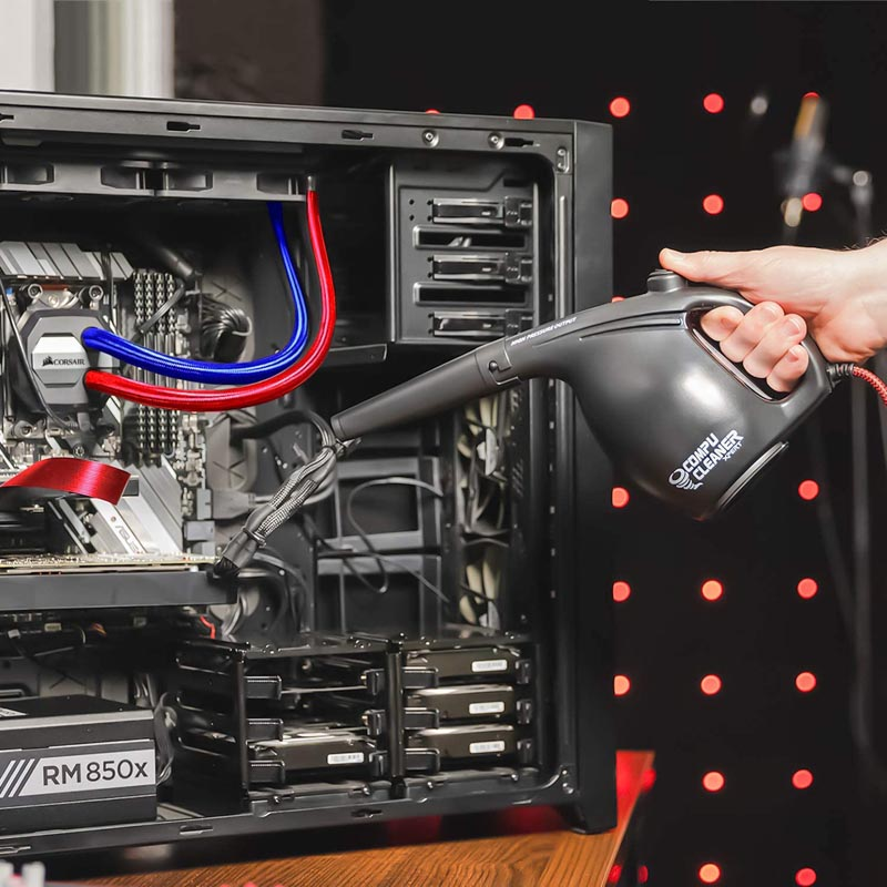 Plumero de Aire Eléctrica IT Dusters Compucleaner Xpert