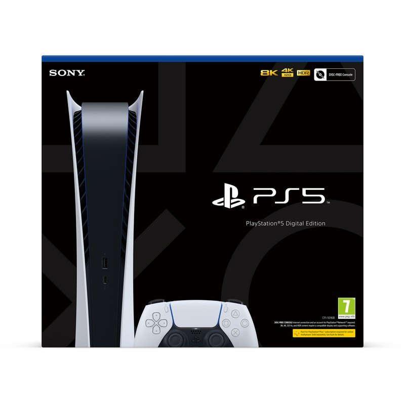 Sony PlayStation 5 Edición Digital
