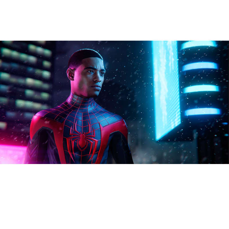 PS5 Juego Marvel\'s Spider-Man Miles Morales Ultimate Edition