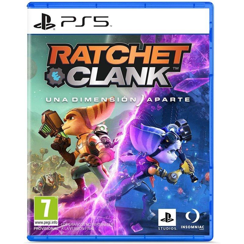 PS5 Juego Ratchet Clank: Una Dimensión Aparte