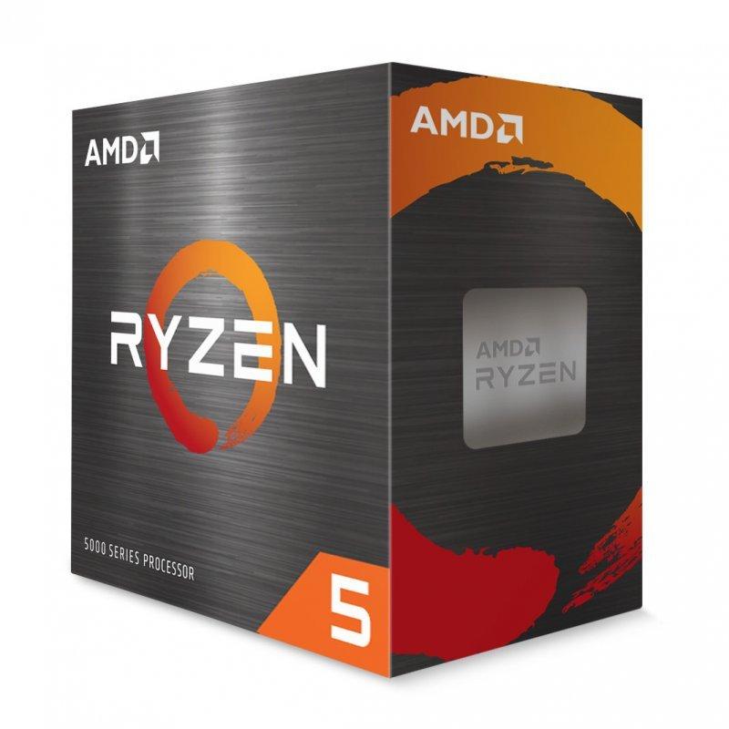 Procesador AMD Ryzen 5 5600X 3.7GHz 32MB AM4