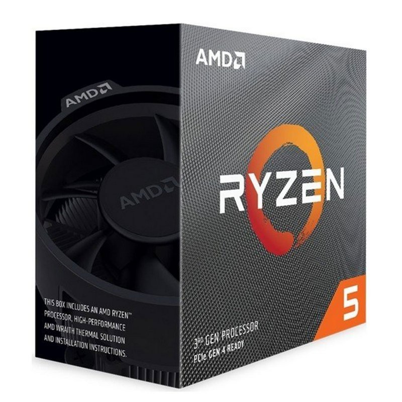 Procesador AMD Ryzen 5 3600XT 3.8GHz 32MB AM4