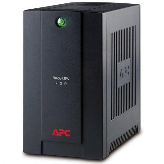 SAI APC BX700U-GR Back-UPS BX 700VA 230V