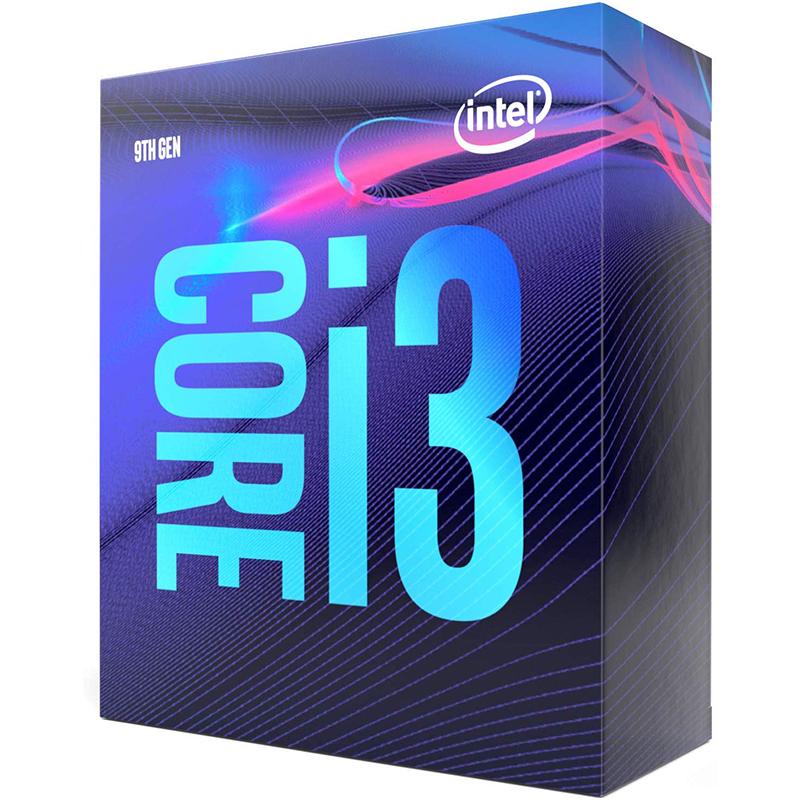 Procesador Intel Core i3-9100 3.6GHz 6MB LGA1151(300)