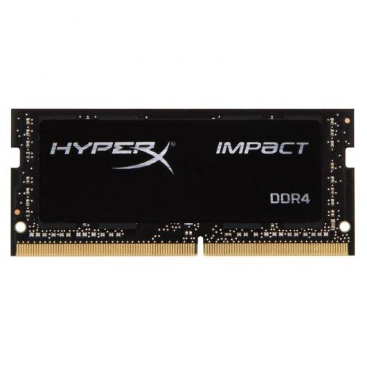 HyperX Impact 16GB (2x8GB) SO-DIMM DDR4 2666MHz CL15 1.2V -Modelo Exposición