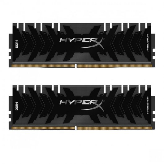 Memoria RAM Kingston HyperX 16GB (2X8GB) 4000MHz CL19