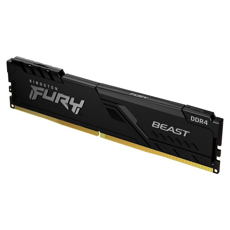 Memoria RAM Kingston Fury Beast 8GB DDR4 3200MHz CL16