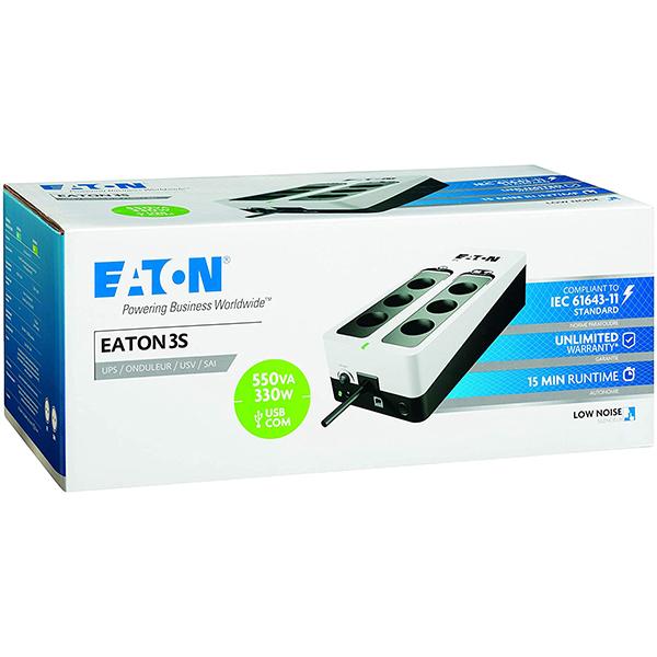 SAI Eaton 3S550D 550VA