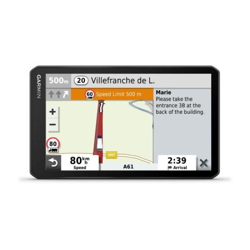 Navegador GPS de 6.95 Pulgadas Garmin Dezl LGV 700 MT-D EU
