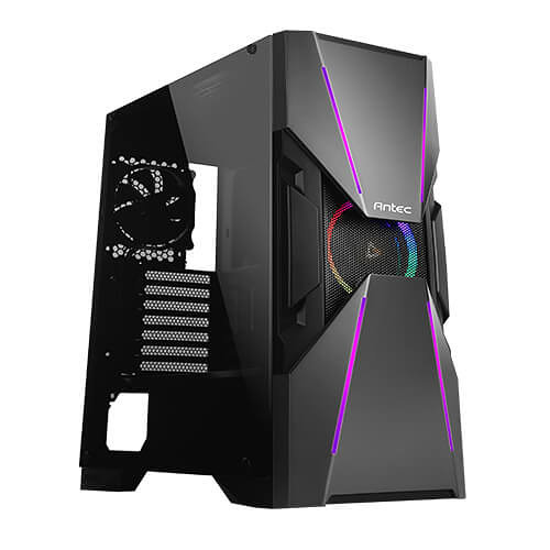 Caja ATX Antec DA601 Negro ARGB
