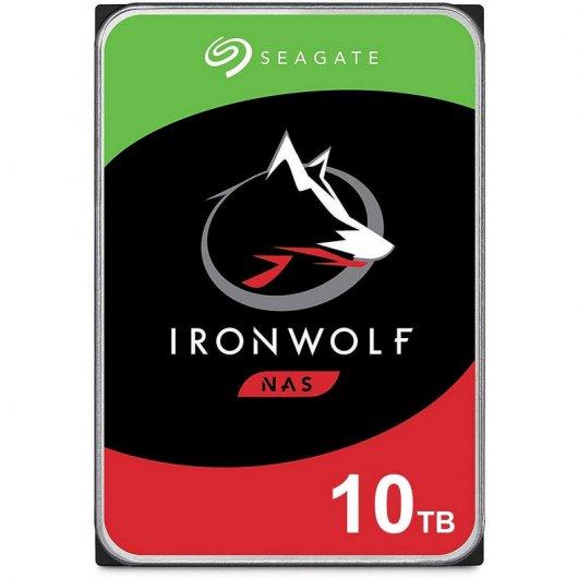 Diso Duro HDD Segate IronWolf 10TB SATA3 256MB