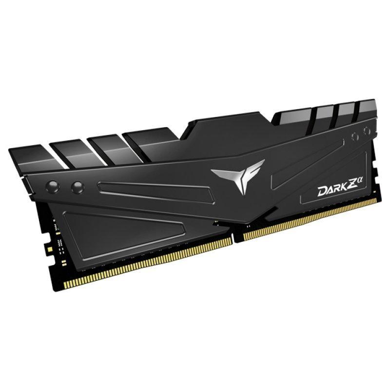 Memoria RAM Team RGroup T-Force Dark Z Alpha 16GB (2x8GB) DDR4 3200MHz CL16