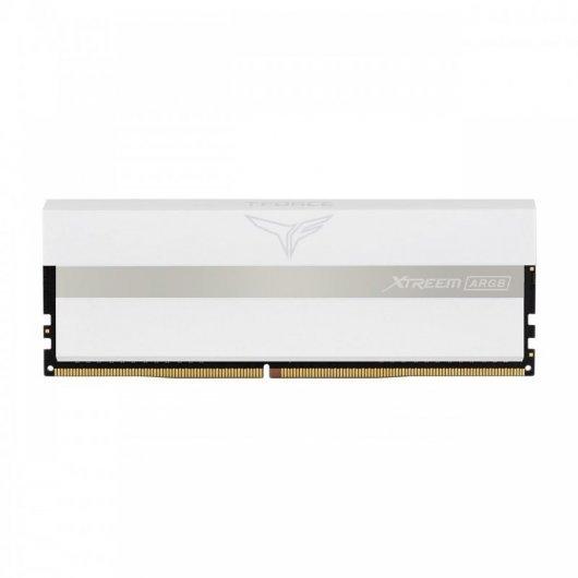 MODULO DDR4 32GB 2X16GB 3200MHz TEAMGROUP XTREEM RGB/BLANCO