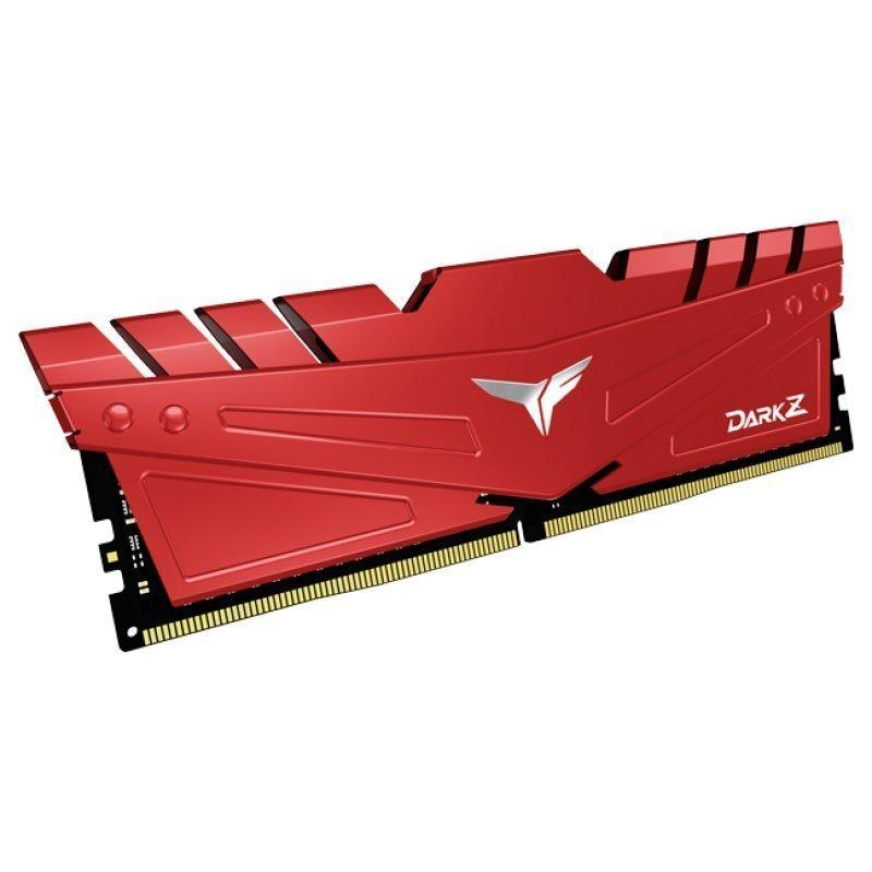 Memoria Team Group T-Force Dark Z 16GB DDR4 3200MHz CL16 Rojo